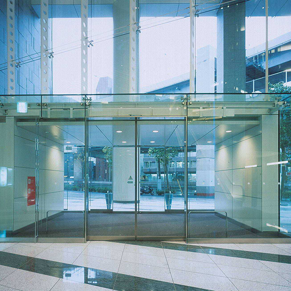 The history of automatic doors